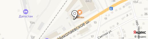 Райян на карте Солянки