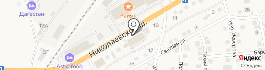 Комфорт-М на карте Пригородного
