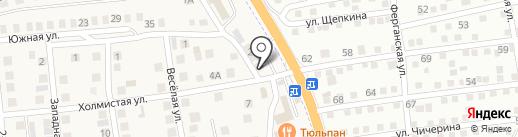 Адвокатская контора Наримановского района на карте Солянки