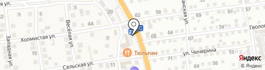 Центр управления платежами на карте Солянки