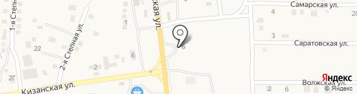 АЗС на карте Карагали