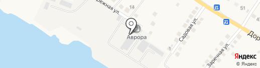 ФЛИН на карте Яксатово