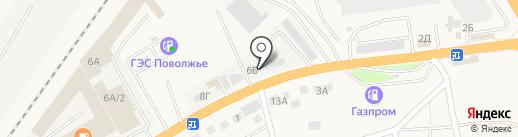 Центр мебели на карте Солянки