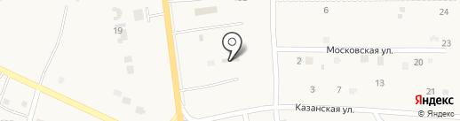 Торгово-производственная фирма на карте Карагали