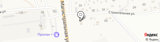 Автомойка на карте Солянки