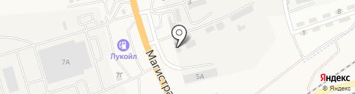НПМК, ЗАО на карте Солянки