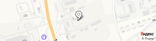 Автоспецтехника на карте Солянки