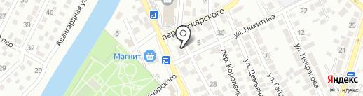 Служба ремонта стиральных машин на карте Астрахани