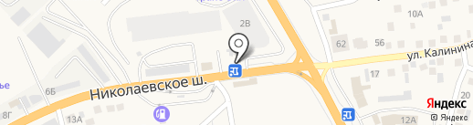 Qiwi на карте Солянки