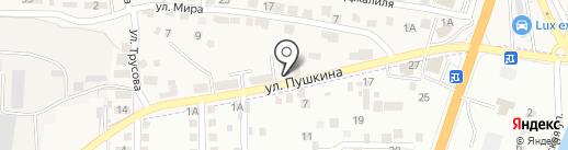 QIWI на карте Пригородного