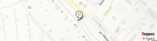 Часовня на карте Йошкар-Олы