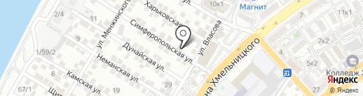 Avto30.com на карте Астрахани
