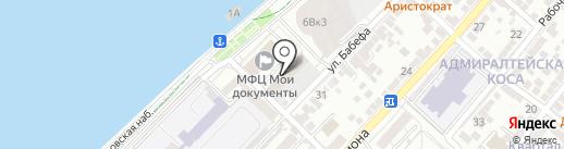 Ваш дом на карте Астрахани