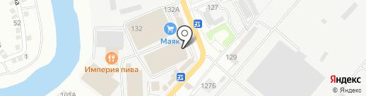 LA:КЕРАМИКА на карте Астрахани