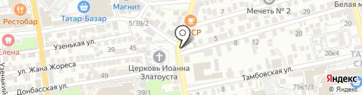 Доктор мебель на карте Астрахани