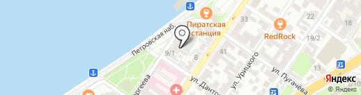 Мастерская фотокниг на карте Астрахани