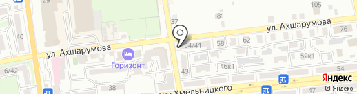 Хочу пива на карте Астрахани