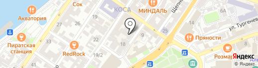 Управление образования Администрации г. Астрахани на карте Астрахани