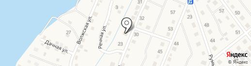Фортуна на карте Растопуловки