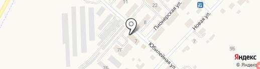 Медведевские бытовые услуги на карте Кузнецово