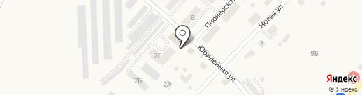 Магазин постельного белья на карте Кузнецово