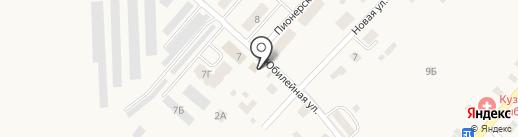 Татьяна на карте Кузнецово