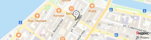 Volga Health на карте Астрахани