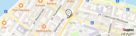 Компьютер Сервис-Центр на карте Астрахани