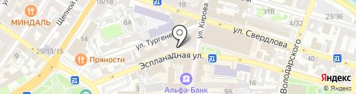 Roast`n`roll на карте Астрахани