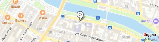 Вестник государственной регистрации на карте Астрахани
