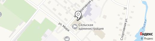 Кузнецовская амбулатория на карте Кузнецово