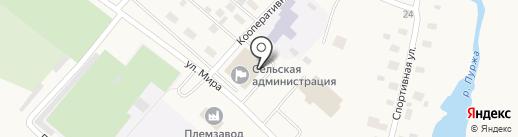 Комбинат питания на карте Кузнецово