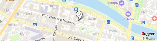 РСХБ-Страхование, ЗАО на карте Астрахани