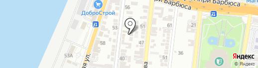 Форест Гамп на карте Астрахани