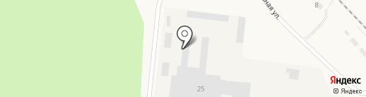 Гласстрейд на карте Пембы