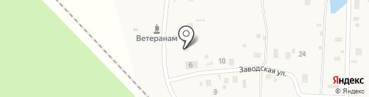 РОСК на карте Пембы