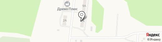 Пембенский фельдшерско-акушерский пункт на карте Пембы