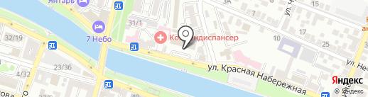 Havana Club на карте Астрахани