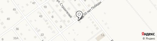 Продовольственный магазин на карте Растопуловки