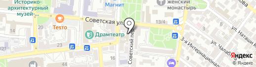 Династия на карте Астрахани