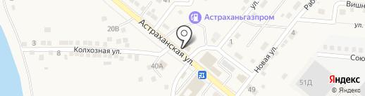 Магазин на карте Осыпного Бугра