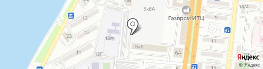 Автосервис30.ru на карте Астрахани