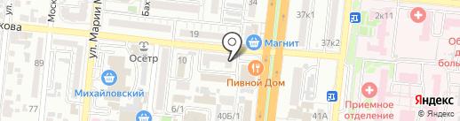 30fishka.ru на карте Астрахани