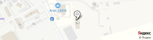 Профит-Лига на карте Астрахани
