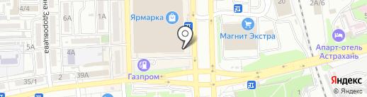 PUPER.RU на карте Астрахани