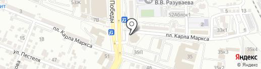 Гурман на карте Астрахани