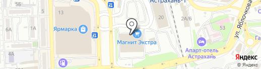 Top Media на карте Астрахани