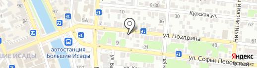 ТМК Инструмент Оборудование на карте Астрахани