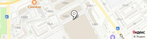 Супермаркет детских автокресел на карте Астрахани