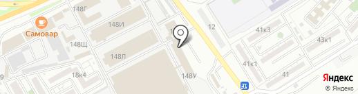 АртЛайф на карте Астрахани